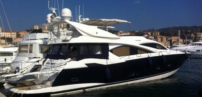 Bootlegger Charter Yacht
