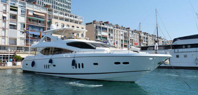 Li-Jor Charter Yacht - 3