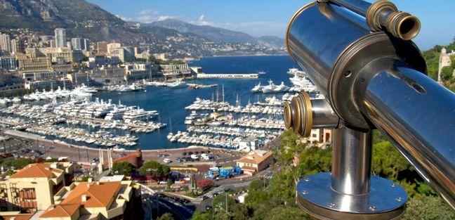 Enjoy Visiting the Peaceful Monaco-Ville