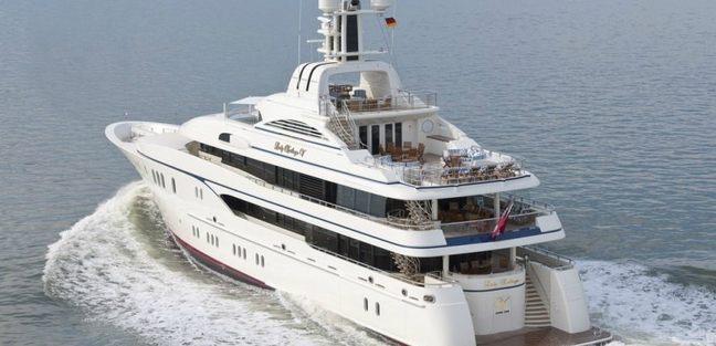 Lady Kathryn V Charter Yacht - 8