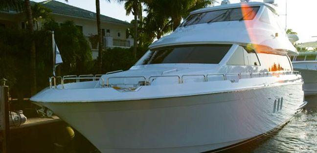 Panacea Charter Yacht