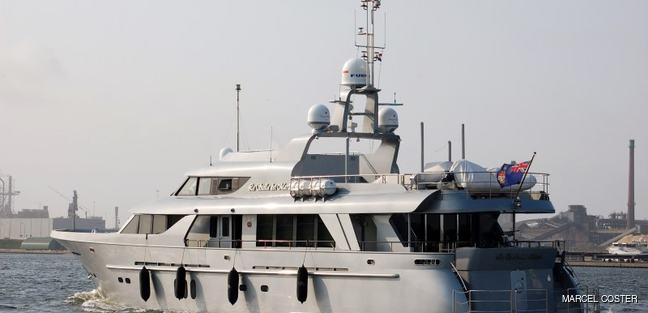 La Stella Dei Mari Charter Yacht - 3
