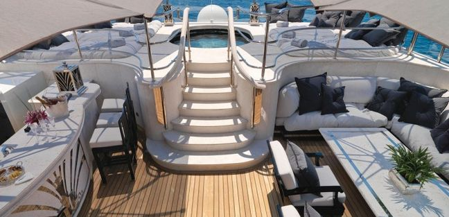 Silver Angel Charter Yacht - 3