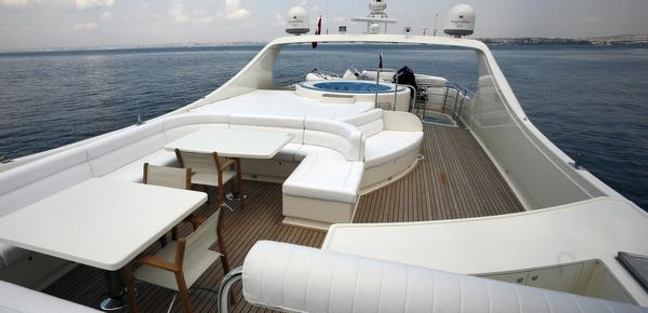 Grace Kelly Charter Yacht - 3