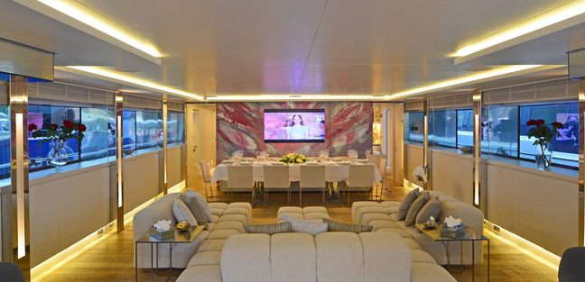 Barents Sea Charter Yacht - 7