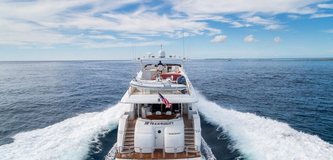 IV Tranquility Charter Yacht - 5
