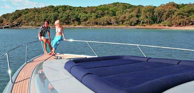 Moksha Charter Yacht - 2