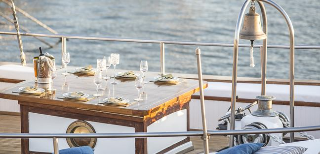 Cosmos Charter Yacht - 5
