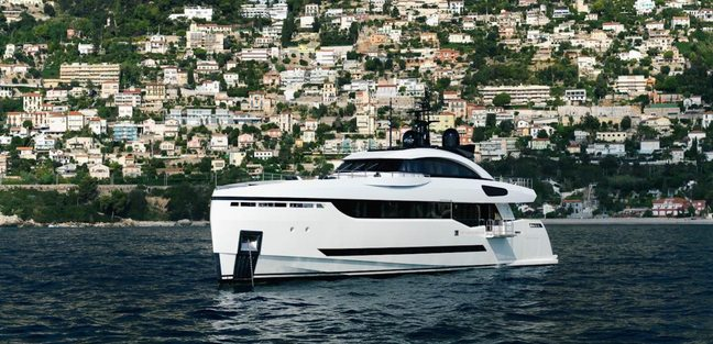 K Charter Yacht - 3