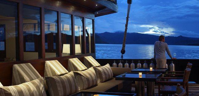 Alila Purnama Charter Yacht - 4