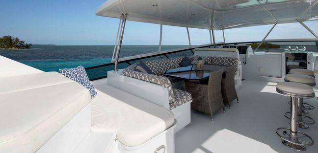 Iron Lady Charter Yacht - 2