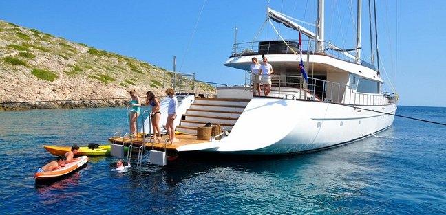 Lady Gita Charter Yacht - 5