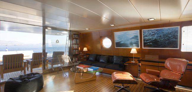 Libra Y Charter Yacht - 7
