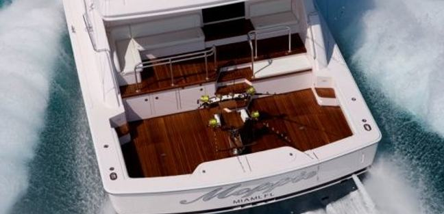 Moppie Charter Yacht - 4