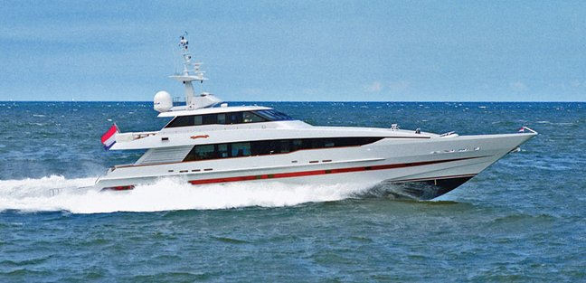 Red Sapphire Charter Yacht - 2