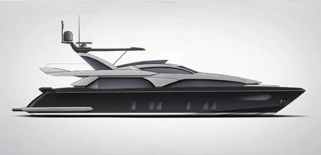 Azimut 100/18 Charter Yacht