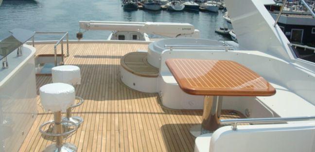 Miss Behaviour Charter Yacht - 4