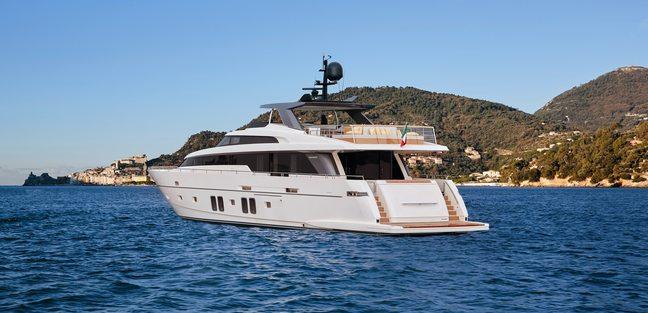Ishtar III Charter Yacht - 2