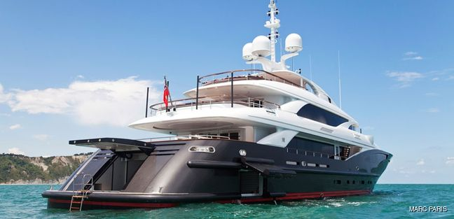 Liberty Charter Yacht - 5