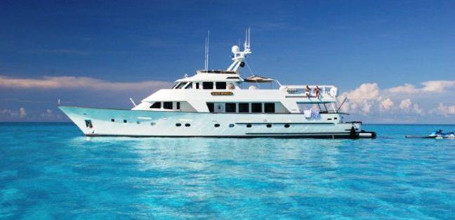 Silent World II Charter Yacht - 2