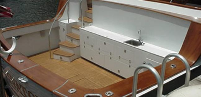 Captivator Charter Yacht - 5