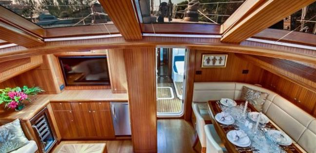 Cabochon Charter Yacht - 5
