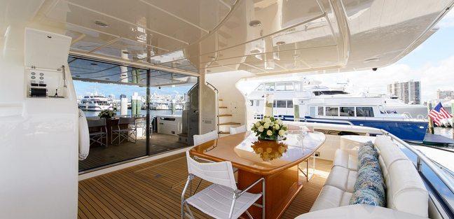 Dee Dee Lee Charter Yacht - 4