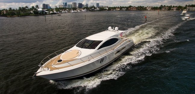 Lady H Charter Yacht