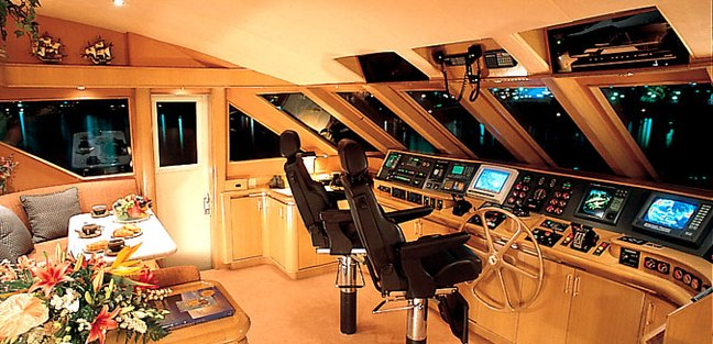 Golden Eagle Charter Yacht - 5
