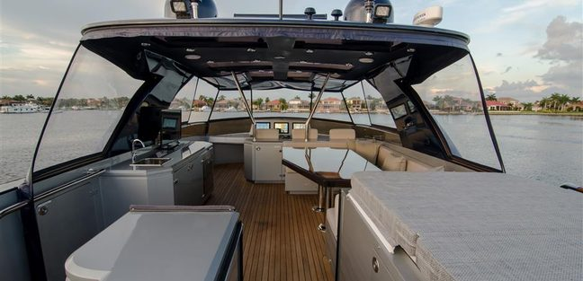Algorythm Charter Yacht - 2