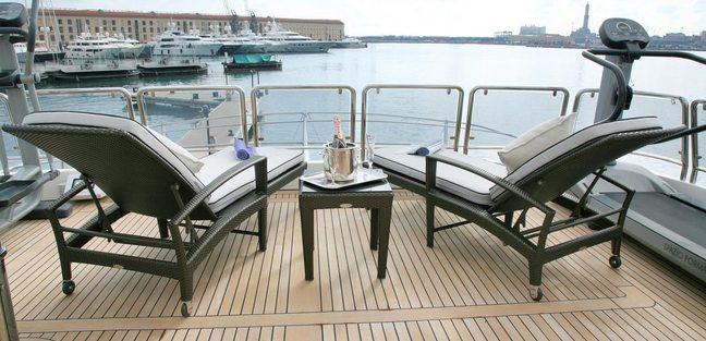 Satine Charter Yacht - 4