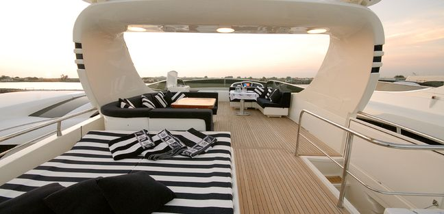 Blue Chip Charter Yacht - 2