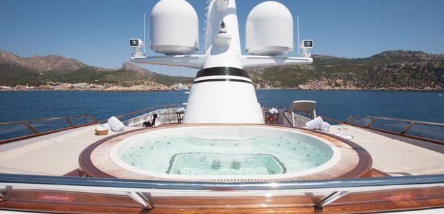 Mirage Charter Yacht - 2