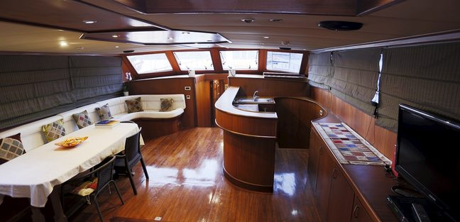 Ilknur Sultan Charter Yacht - 5