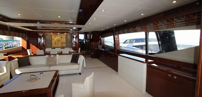 Maestro Of Gibraltar Charter Yacht - 4