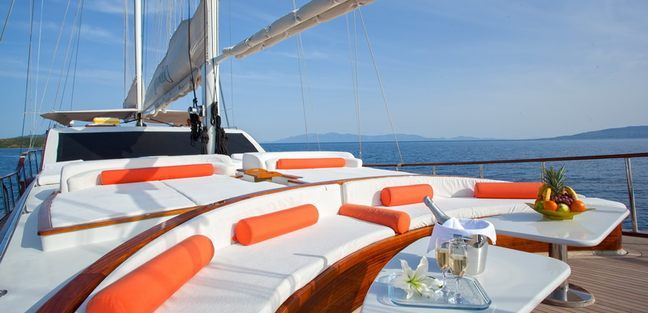 Justiniano Charter Yacht - 5
