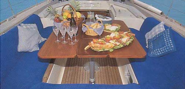 Capercaillie Charter Yacht - 3