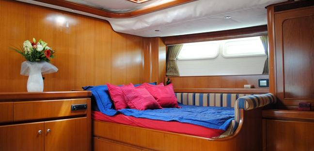 Nimrod Charter Yacht - 3