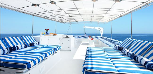 The Admiral Charter Yacht - 3