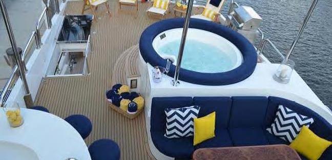 Ossum Dream Charter Yacht - 2