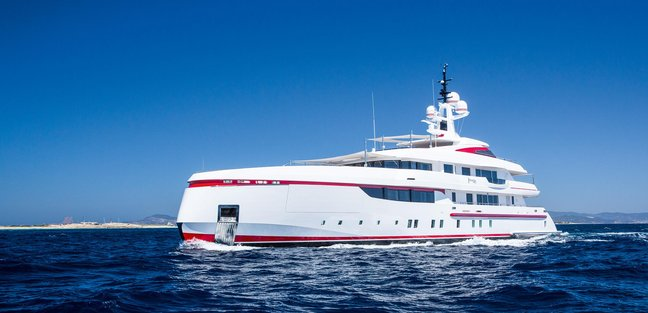 Forever One Charter Yacht