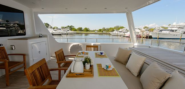 Levant Charter Yacht - 5