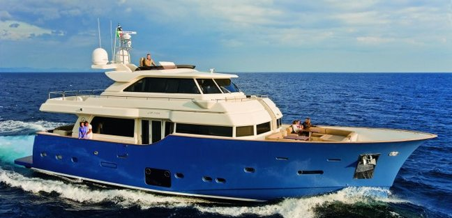 L For Life Charter Yacht