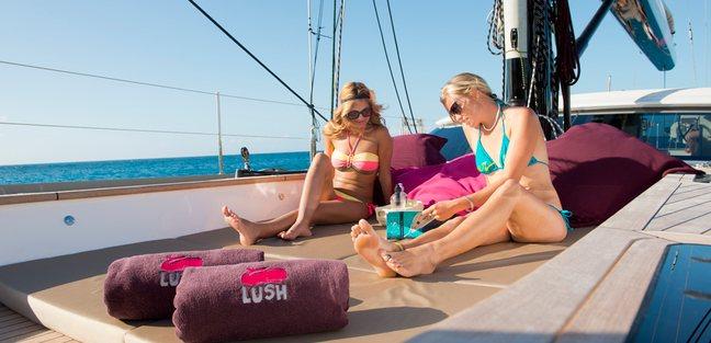 Lush Charter Yacht - 7