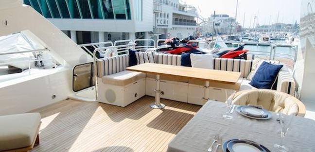 Adeona Charter Yacht - 3