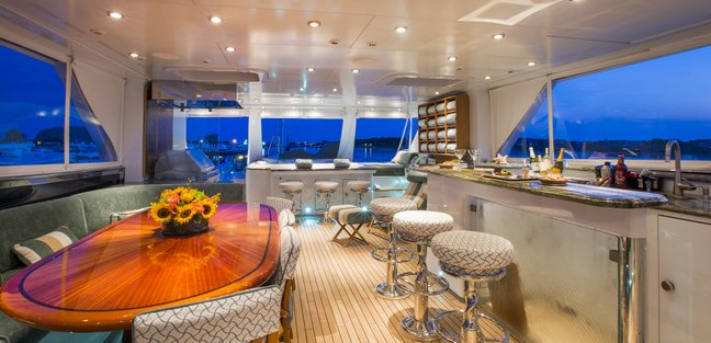Serque Charter Yacht - 3