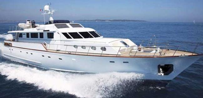 Solaria Too  Charter Yacht