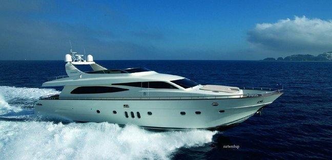 Z Forever Charter Yacht
