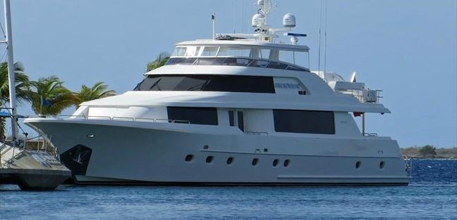 Jack's Sin Charter Yacht