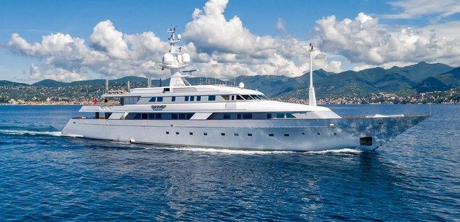 Sokar Charter Yacht